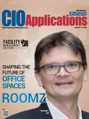 ROOMZ: Shaping the Future of Office Spaces