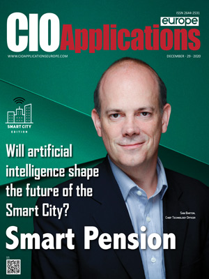 Smart Pension: Will artificial intelligence shape the future of the Smart City?