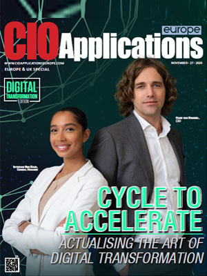 Cycle to Accelerate: Actualising the Art of Digital Transformation