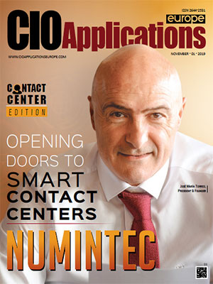 Numintec: Opening Doors To Smart Contact Centers