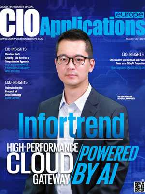 Infortrend: High-Performance Cloud Gateway Powered by AI