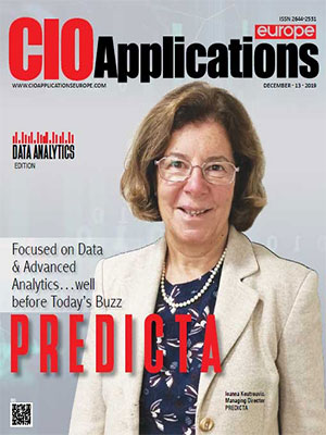 Predicta: Focused on Data & Advanced Analytics…well before Today's Buzz
