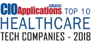 Top 10 Healthcare Tech Companies - 2018