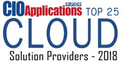 Top 25 Cloud Solution Providers - 2018