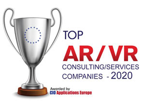 Top 10 AR/VR Consulting/Service Companies - 2020