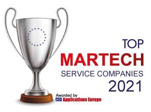 Top 10 MarTech Service Companies - 2021