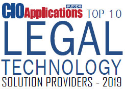 Top 10 Legal Technology Solution Providers - 2019