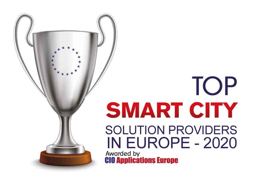 Top 10 Smart City Solution Companies - 2020