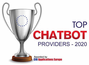 Top 10 Chatbot Companies in Europe - 2020