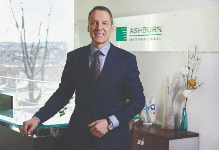 ASHBURN International: Enhancing the Utility of Payment Terminals