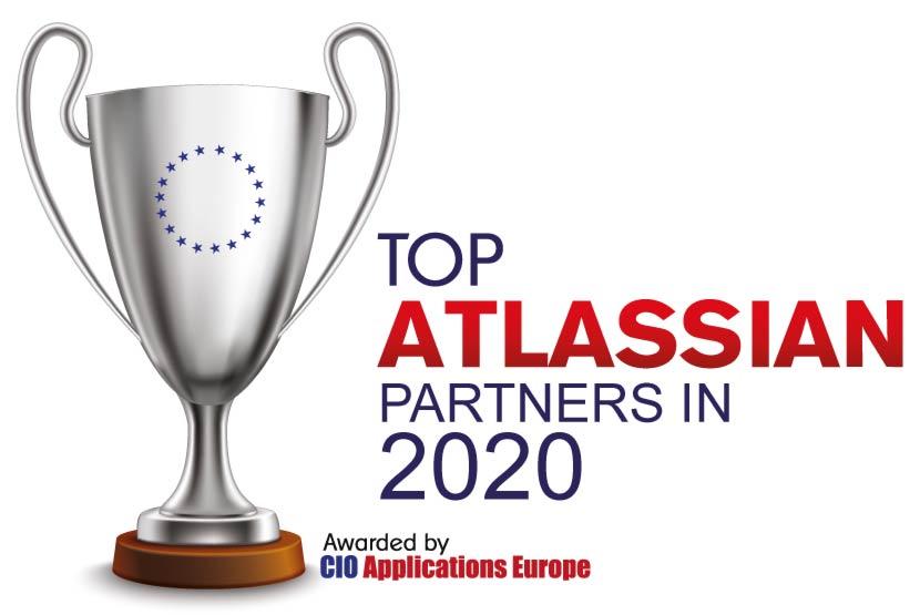 Top 10 Atlassian Partners - 2020