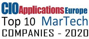 Top 10 MarTech Companies - 2020