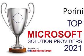 Top 10 Microsoft Solution Companies - 2021