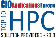 Top 10 HPC Solution Companies - 2018